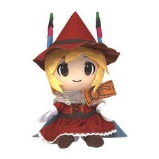 Class Costume for Main Character Plushie: Arcana Dueler (Female)