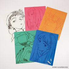 FLCL Original Clear File Collection