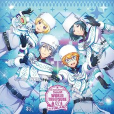 The Idolm@ster: SideM World Tre@sure CD 07