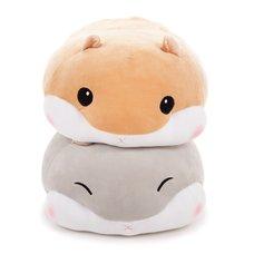 Tsumeru! Mochikko Coroham Coron Big Hamster Plush Collection