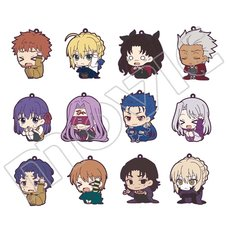 Fate/stay night: Heaven's Feel ViVimus Rubber Strap Collection Box Set