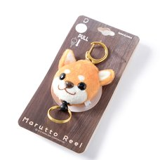 Marutto Reel Dog Keychains