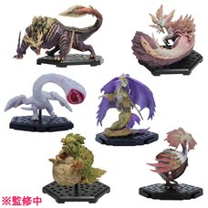 Capcom Figure Builder Monster Hunter Standard Model Plus Vol. 19 Box Set