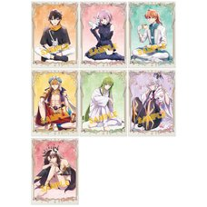 Fate/Grand Order: Absolute Demonic Front - Babylonia Clear File Collection