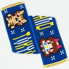 Shoko Nakagawa Tokyo Shoko☆Land 2014 Shoko & Mami 8-Bit Towel