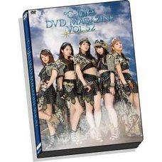 ℃-ute 2015 Spring Tour 2015 DVD Magazines