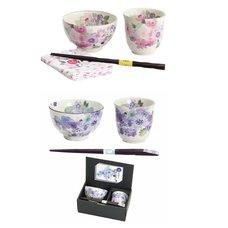 Hana Kobo Mino Ware Gift Set
