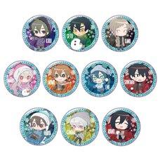 Kagerou Project Winter Ver. Kirakira Pin Badge Collection