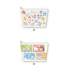 Touhou Project x Sanrio Characters Full-Color Pouch Collection