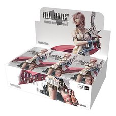 Final Fantasy Trading Card Game: Opus I Collection Box Set