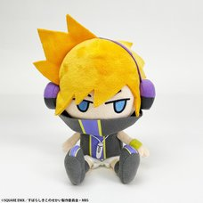 The World Ends with You the Animation Neku Plush
