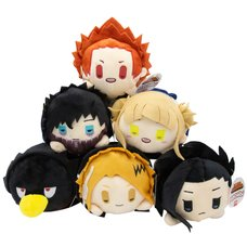 Mochibi My Hero Academia Plush Series 2 Set