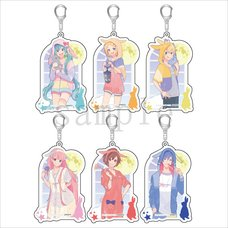 Hatsune Miku Otsukimi Party Acrylic Keychain Collection