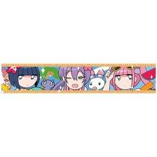 Menhera-chan x PARK Collaborative Towel