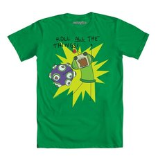 Roll All the Things! T-Shirt