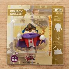 Pin Jack Mascot - Persona 4 Arena Teddie (Supreme Ruler)