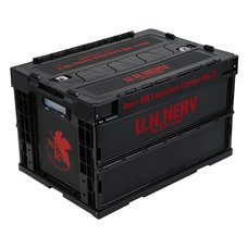 NERV HQ Logistic Center No. 3 Folding Container Ver. 2