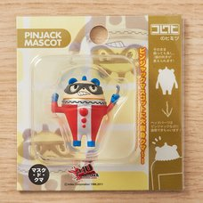 Pin Jack Mascot - Persona 4 Arena Teddie (Masked)