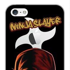 Ninja Slayer iPhone 5/5s Cover E