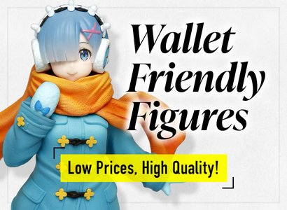 Wallet Friendly Figures - top deal