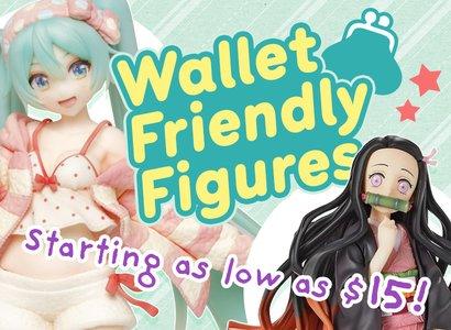 Wallet Friendly Figures - top deal