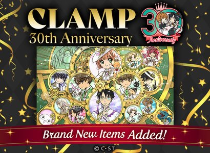 CLAMP 30th Anniversary
