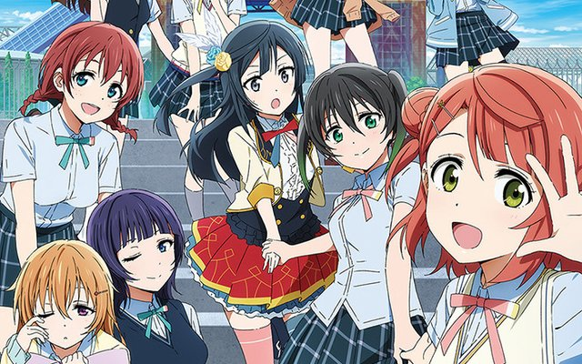 Love Live! Nijigasaki High School Idol Club to Air on Oct. 3!