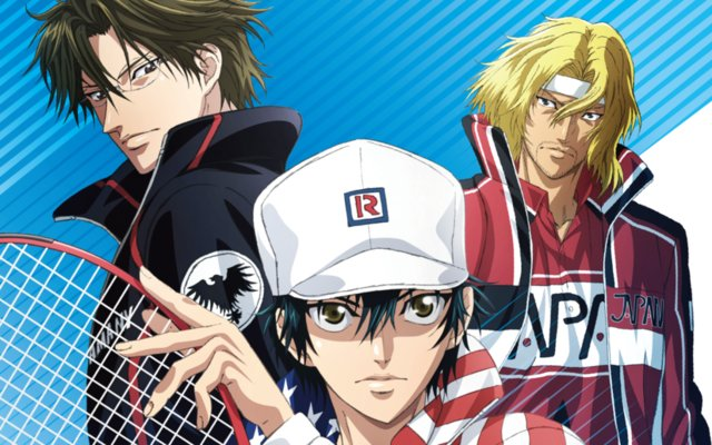 The Prince of Tennis to Air First New TV Anime in 10 Years!