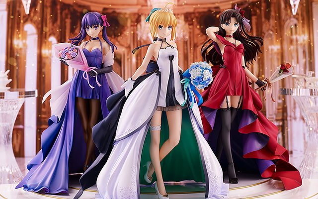 Stylishly Display 15 Years of Fate/stay night! Interview With Good Smile Company's Shutaro Hirase