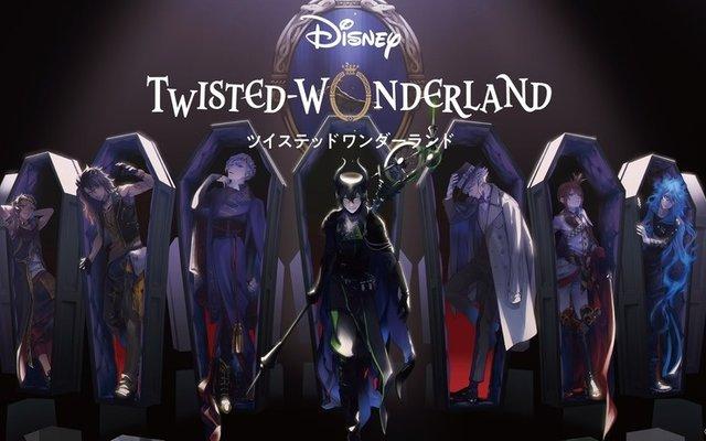 Disney: Twisted Wonderland Game to Get Anime!