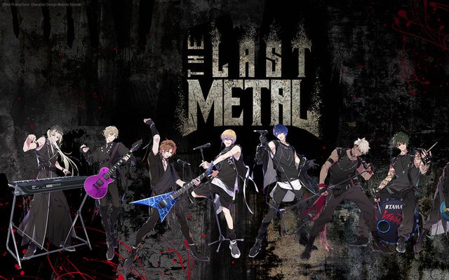Heavy Metal Multimedia Project The Last Metal Reveals Cast, Music Video and Visuals!