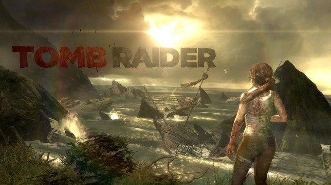 Japanese Version Of Tomb Raider Releases Along With Second Gameplay Movie Game News Tom Shop Figures Merch From Japan