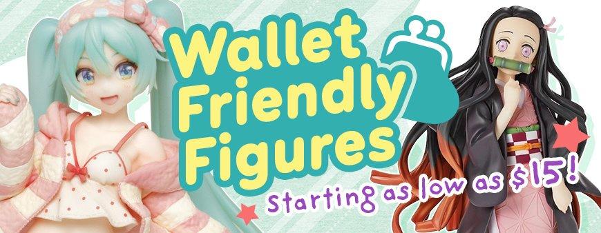 Wallet Friendly Figures 2020
