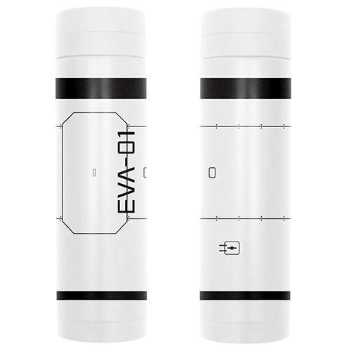 Evangelion Thermos/&Cool Water Bottle Eva Unit1 Stainless Steel Japan Limited