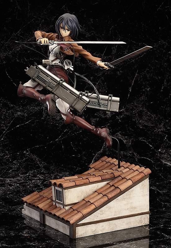 Attack On Titan Mikasa Dx Ver Figure Good Smile Company Tokyo Otaku Mode Tom