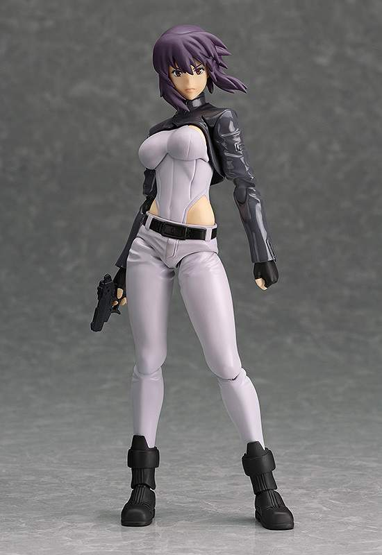 Figma Motoko Kusanagi Ghost In The Shell S A C Ver Re Run Max Factory Otakumode Com