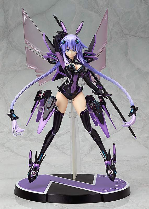 Hyperdimension Neptunia Purple Heart 1//7 Scale Figure