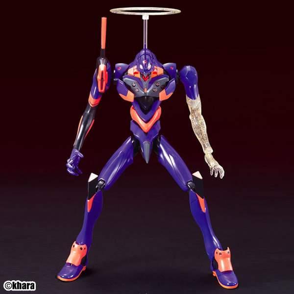 Evangelion 2 0 You Can Not Advance Unit 01 Plastic Model Awakening Ver Tokyo Otaku Mode