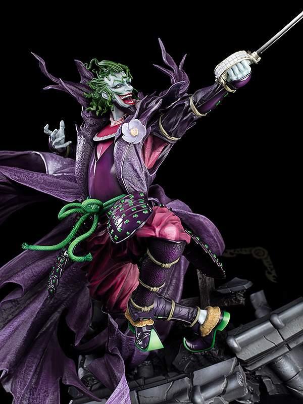 Batman Ninja Sengoku Joker Takashi Okazaki Ver Figure Good Smile Company Otakumode Com