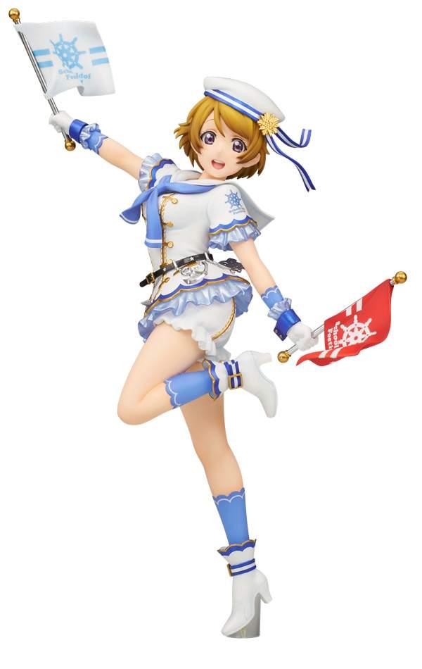 School Idol Festival Koizumi Hanayo cheerleader Figure JAPAN figFIX Love Live