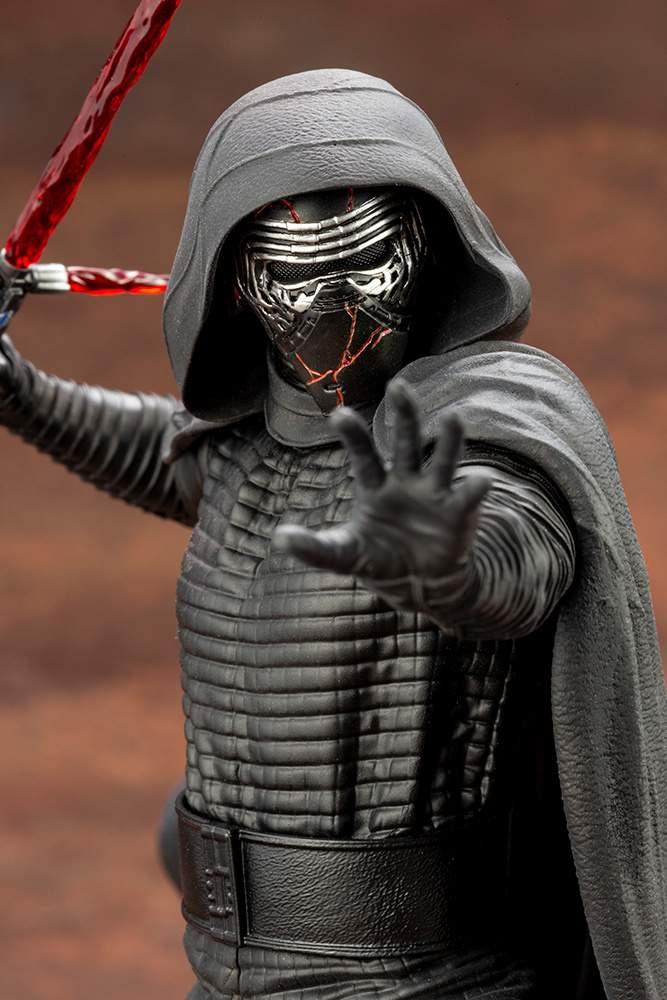 Artfx Star Wars The Rise Of Skywalker Kylo Ren Kotobukiya Otakumode Com