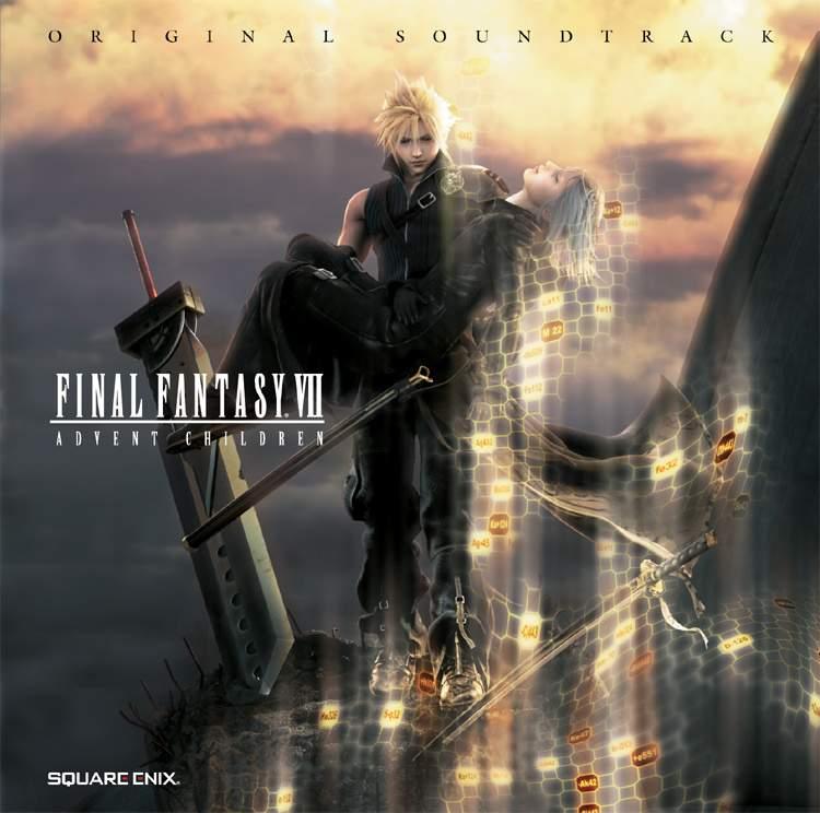 final fantasy vii advent children complete promise