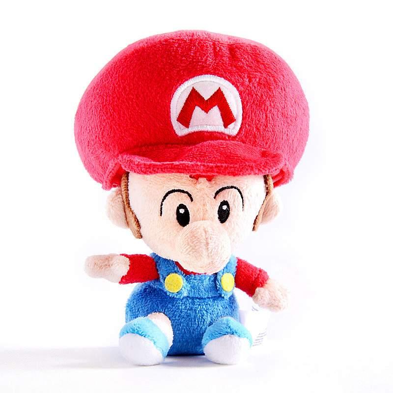 Baby Mario 5 Plush Super Mario Nintendo Otakumode Com