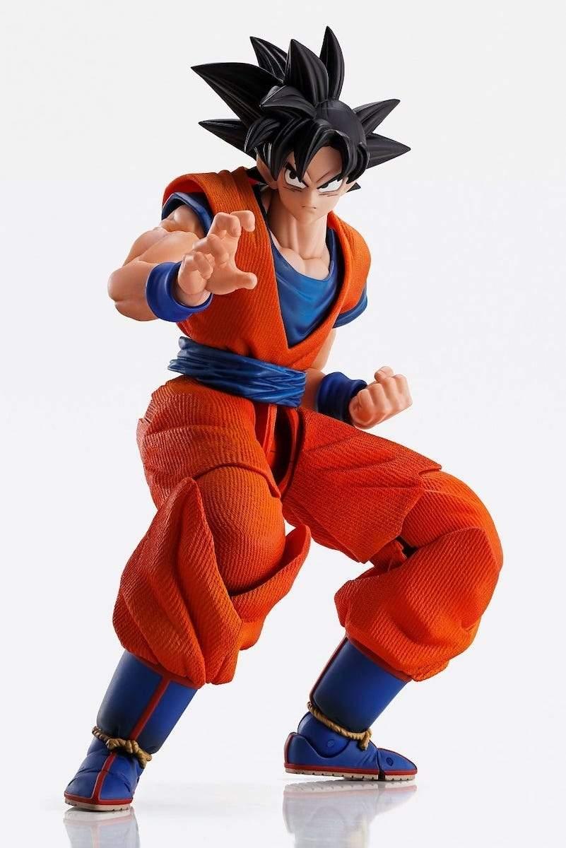 Imagination Works Dbz Son Goku Bandai 14 Off Otakumode Com