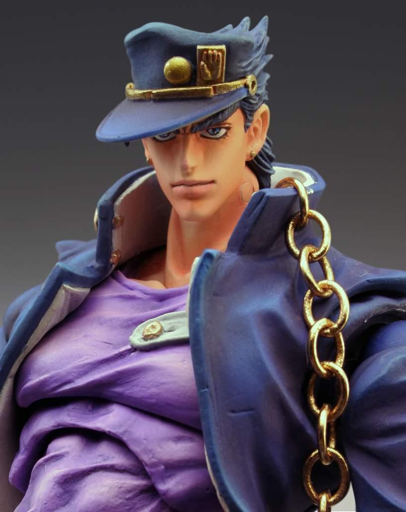 Medicos Super Action Statue Kujo Jotaro Second Figure JoJo/'s Bizarre Adventure