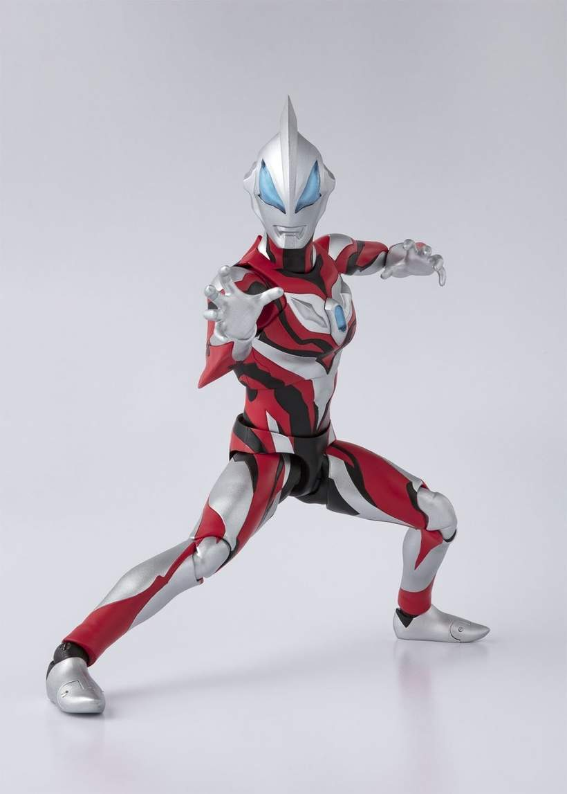 S.H Figuarts ULTRAMAN GEED primitive 150mm ABS /& PVC painted action figure