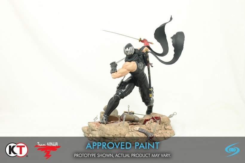 Ninja Gaiden 3 Ryu Hayabusa Statue Koei Tecmo Games Otakumode Com