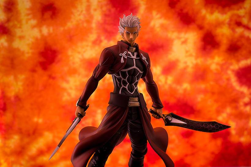 Fate Stay Night Ubw Archer Route Ubw Figure Type Moon