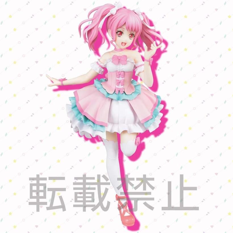 Bushiroad Creative Bang Dream Girls Band Party! Aya Maruyama Pastel Palletes 1:7 Scale PVC Figure