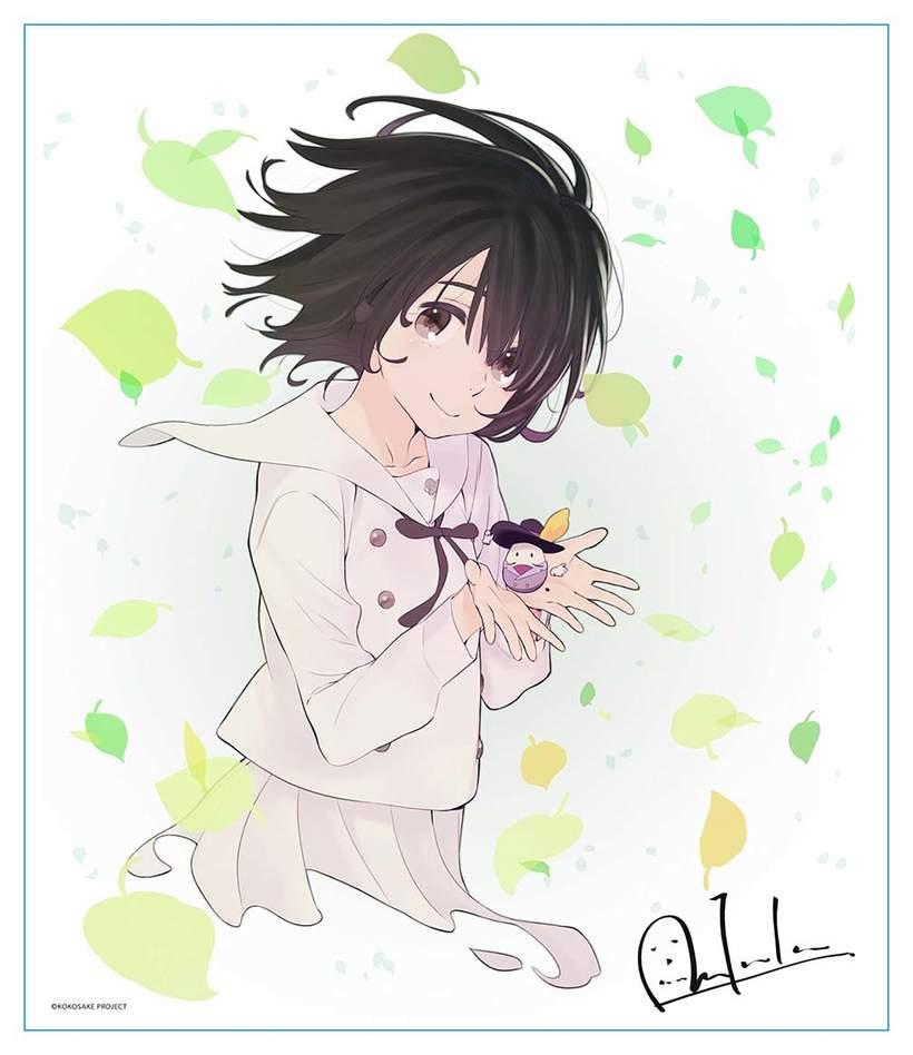 The Anthem Of The Heart Jun Naruse Canvas Art Aniplex